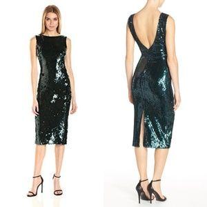 Dress the Poulation Audrey' Sequin Body-Con Dress